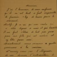 Lettre d'un fermier de Vieux-Genappe