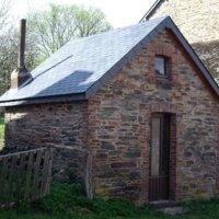 """Maison du Comité dans le village de Porcheresse près de Daverdisse (photo ASBL """"Porcheresse 2014"""")"""